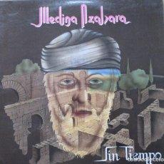 Discos de vinilo: MEDINA AZAHARA - SIN TIEMPO - LP - 1992. Lote 71254167