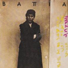 Discos de vinilo: LP FRANCO BATTIATO. ECOS DE DANZA SUFI. 1985 SPAIN (PROBADO EN BUEN ESTADO, VER FOTOS). Lote 78372733