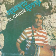Discos de vinilo: LP ORLANDO REYES. ORQUESTA SIBONEY. EN EL CARIBE. CUBA.(PROBADO Y EN BUEN ESTADO). Lote 78375845