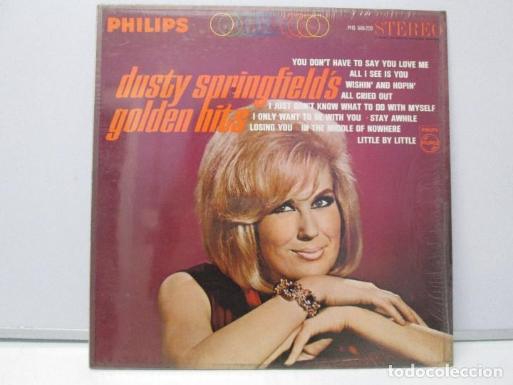 DUSTY SPRINGFIELD´S GOLDEN HITS. DISCO DE VINILO. VER FOTOGRAFIAS ADJUNTAS (Música - Discos - Singles Vinilo - Funk, Soul y Black Music)