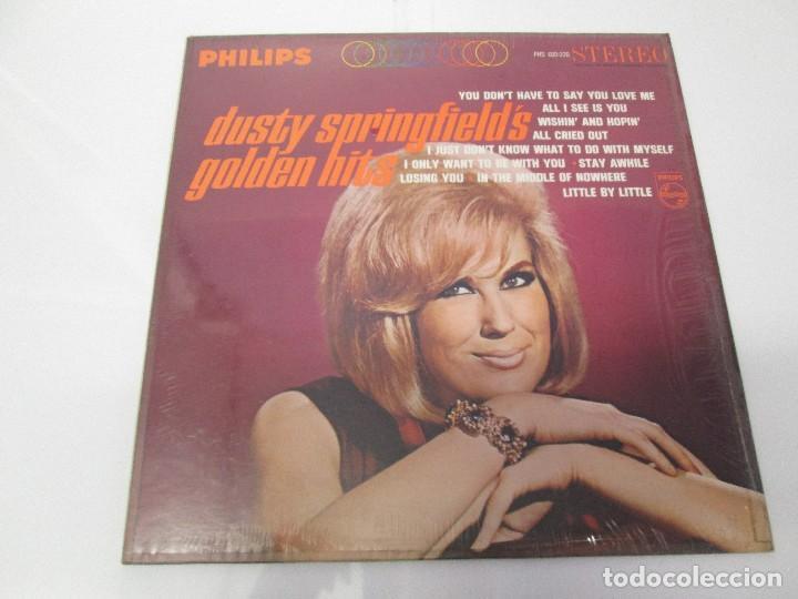 Discos de vinilo: DUSTY SPRINGFIELD´S GOLDEN HITS. DISCO DE VINILO. VER FOTOGRAFIAS ADJUNTAS - Foto 2 - 78385969