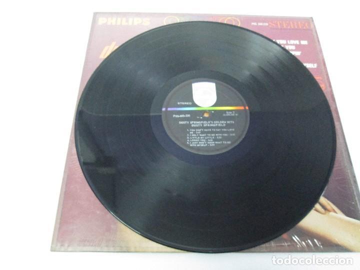 Discos de vinilo: DUSTY SPRINGFIELD´S GOLDEN HITS. DISCO DE VINILO. VER FOTOGRAFIAS ADJUNTAS - Foto 4 - 78385969