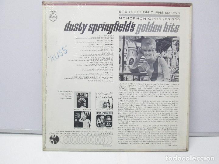 Discos de vinilo: DUSTY SPRINGFIELD´S GOLDEN HITS. DISCO DE VINILO. VER FOTOGRAFIAS ADJUNTAS - Foto 8 - 78385969