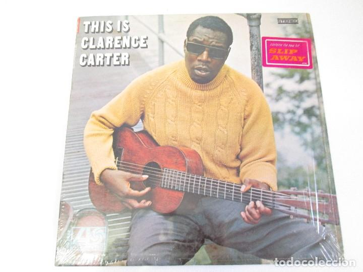 Discos de vinilo: THIS IS CLARENCE CARTER. DISCO DE VINILO. ATLANTIC RECORDS. 1968. VER FOTOGRAFIAS ADJUNTAS - Foto 2 - 78386357