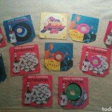 Discos de vinilo: LOTE DISCOS DE VINILO FUNDADOR. Lote 78387990