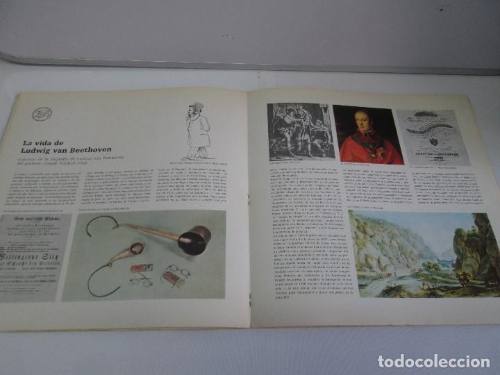 Discos de vinilo: ESPECIAL BICENTENARIO BEETHOVEN. ORQUEST FILARMONICA DE BERLIN.1970 DOS DISCOS DE VINILO.VER FOTOS. - Foto 6 - 78392225