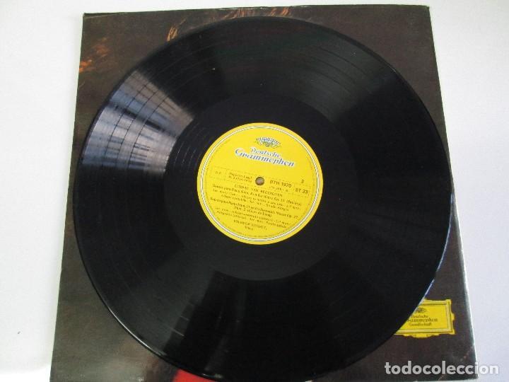 Discos de vinilo: ESPECIAL BICENTENARIO BEETHOVEN. ORQUEST FILARMONICA DE BERLIN.1970 DOS DISCOS DE VINILO.VER FOTOS. - Foto 9 - 78392225
