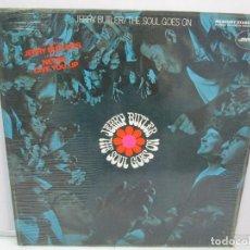 Discos de vinilo: JERRY BUTLER. THE SOUL GOES ON. DISCO DE VINILO. VER FOTOGRAFIAS ADJUNTAS. Lote 78393505
