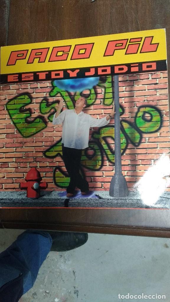 PACO PIL 1996 ESTOY JODIO (Música - Discos de Vinilo - Maxi Singles - Pop - Rock Internacional de los 90 a la actualidad)