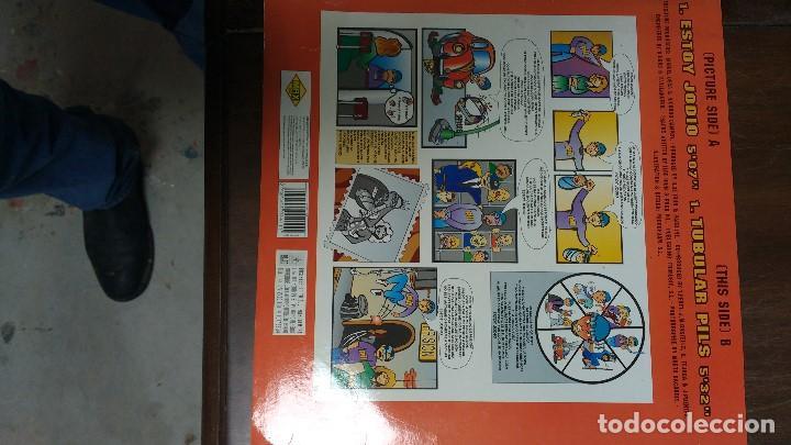 Discos de vinilo: Paco Pil 1996 Estoy Jodio - Foto 2 - 78419181