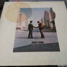 Discos de vinilo: PINK FLOYD, WISH HOY WHERE HERE. LP 1975 EMI-ODEON.. Lote 78424291