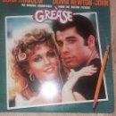 Discos de vinilo: GREASE - GREASE -SPAIN 2×LP 1991.. Lote 141084332