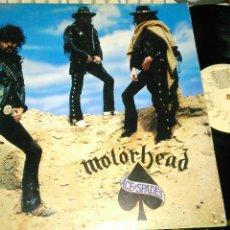 Discos de vinilo: MOTORHEAD LP ACE OF SPADES.ESPAÑA 1980. Lote 222639795