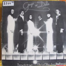 Discos de vinilo: LP - GUYS AND DOLLS - SAME (SPAIN, ARIOLA RECORDS 1976). Lote 78444693