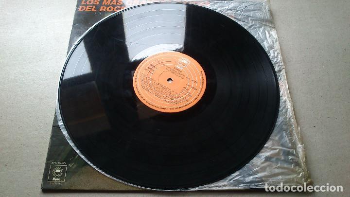 Discos de vinilo: LOS MÁS GRANDES ÉXITOS DEL ROCK EN CASTELLANO - 1977 - LP - Foto 2 - 78456585