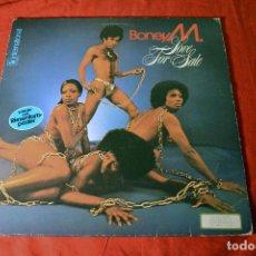 Discos de vinilo: BONEY M - LOVE FOR SALE - VG+/EX+. Lote 78465377