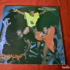 Discos de vinilo: IMAGINATION - SCANDALOUS - LP SPAIN VG+/EX. Lote 78466233