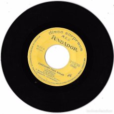 Discos de vinilo: BOHEMIOS, LOS: LA FELICIDAD / TA TA TA TA / SUSIE-Q / OTRA VEZ SOÑÉ (HAD A DREAM LAST NIGHT) - (SIN. Lote 78481621