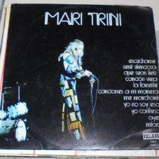 Discos de vinilo: LP. MARI TRINI. ESCUCHAME... ORLADOR. 1973. CIRCULO DE LECTORES. Lote 78513749