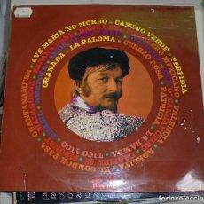 Discos de vinilo: LP. JAMES LAST ...Y OLE. 1973. POLYDOR.. Lote 78517857
