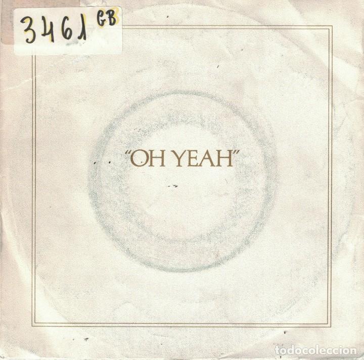 ROXY MUSIC - OH YEAH / SOUTH DOWNS (SINGLE ESPAÑOL DE 1980) (Música - Discos de Vinilo - Singles - Pop - Rock Extranjero de los 80)