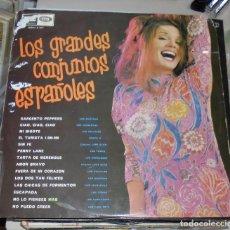 Discos de vinilo: LP. LOS GRANDES CONJUNTOS ESPAÑOLES. 1967. ODEON. Lote 78530697