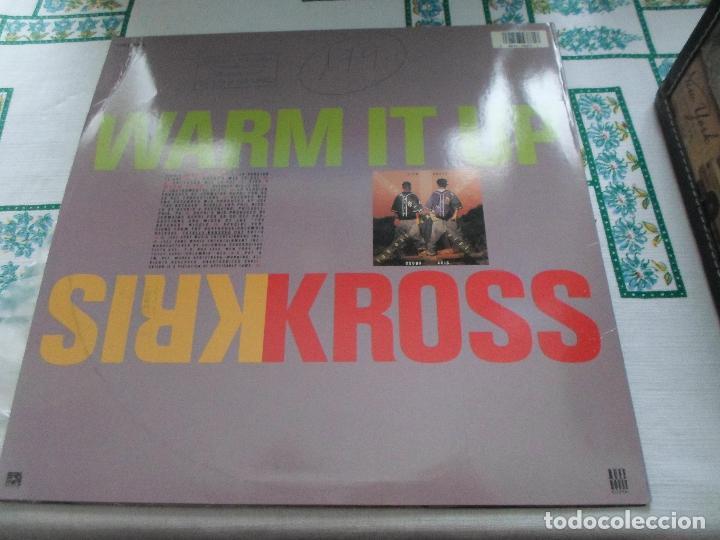 Discos de vinilo: KRIS WARM IT UP - Foto 3 - 78570041