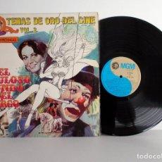 Discos de vinilo: DIMITRI TIOMKIN EL FABULOSO MUNDO DEL CIRCO CIRCUS WORLD (O.S.T.) LP SPAIN 1972 MGM EX VG+. Lote 78579597
