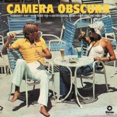 Discos de vinilo: SINGLE CAMERA OBSCURA TEENAGER VINYL LTD 1000 COPIAS NUMERADAS. Lote 211389847