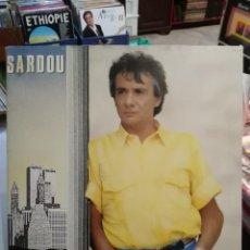 Disques de vinyle: MICHEL SARDOU - UNE LETTRE A MA FEMME POUR TOUT LUI EXPLIQUER, ROAD BOOK, EXIT DYLAN, 1965,... - LP.. Lote 78635113