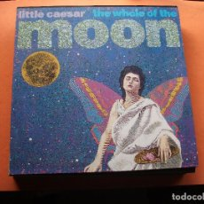 Discos de vinilo: LITTLE CAESAR THE WHOLE OF THE MOON MAXI 1990 SPAIN PDELUXE. Lote 78680385