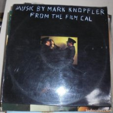 Discos de vinilo: LP. MUSIC BY MARK KNOPFLER FROM THE FILM CAL. 1984. VERTIGO. Lote 78824981