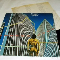 Discos de vinilo: YES – GOING FOR THE ONE LP 1977 ATLANTIC. Lote 78898089