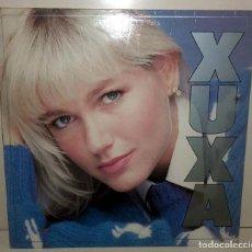 Discos de vinilo: LP VINILO PRIMER DISCO ESPAÑOL XUXA - INCLUYE LETRAS 1989. Lote 78906665