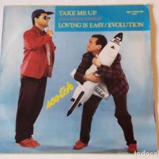 Discos de vinilo: SCOTCH - TAKE ME UP (LONG REMIX VERSION) - 1985. Lote 78924329