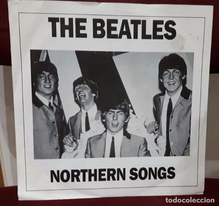 Beatles - northern songs - ep - vinilo azul - - Sold at Auction