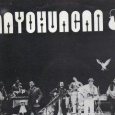 Discos de vinilo: LP MAYOHUACÁN. DE CUBA Y DEL CARIBE. CUBA (DISCO PROBADO Y BIEN, CARÁTULA COMO NUEVA). Lote 78947373