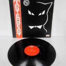 Discos de vinil: MASTERBEAST - BEASTMASTER / MASTER THEME - MAXI - PIETER DE LANG COOK 1984 SPAIN. Lote 79000685