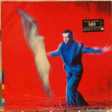 Discos de vinilo: PETER GABRIEL US LP DOBLE (UK EDITION CON NOTA DE PRENSA OFICIAL). Lote 79014242