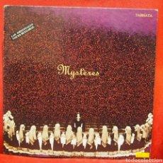 Discos de vinilo: MYSTÈRES VOCES BÚLGARAS. Lote 79019453