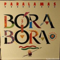 Discos de vinilo: OS PARALAMAS BORA BORA 1992. Lote 79019679