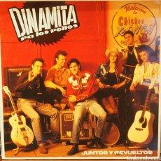 Discos de vinilo: DINAMITA PA LOS POLLOS JUNTOS Y REVUELTOS. Lote 79020977