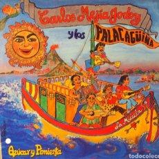 Discos de vinilo: CARLOS GARCÍA GODOY AZÚCAR Y PIMIENTA 1991. Lote 79021147