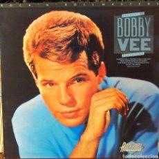 Discos de vinilo: BOBBY VEE RECOPILATORIO HISPAVOX-EMI 1985. Lote 79022217