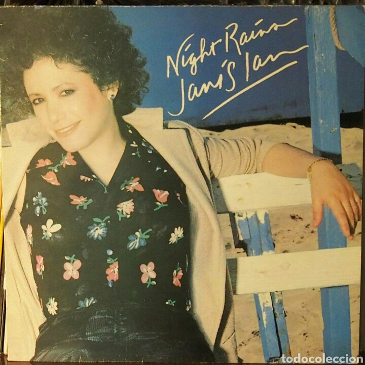 JANIS IAN NIGHT RAIN (Música - Discos - LP Vinilo - Cantautores Extranjeros)