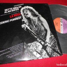 Discos de vinilo: BETTE MIDLER LA ROSA BSO OST LP 1979 ATLANTIC EDICION ESPAÑOLA SPAIN. Lote 79024805