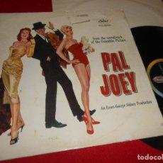 Discos de vinilo: PAL JOEY AN ESSEX-GEORGE SIDNEY PRODUCTION BSO OST LP EDICION AMERICANA USA. Lote 79024985