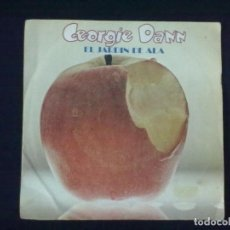 Discos de vinilo: GEORGIE DANN EL JARDIN DE ALA BOUZOUK. Lote 79026745