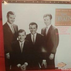 Discos de vinilo: THE CRICKETS RECOPILATORIO. Lote 79034697
