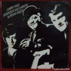Discos de vinilo: JIMMY PAGE DON'T SEND ME NO FLOWERS 1985 (1965). Lote 79047815